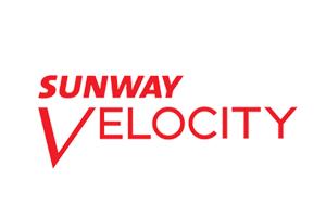 sunway velocity logo
